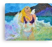 Be Amazed Canvas Print
