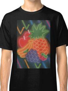 Neon Fruit Classic T-Shirt