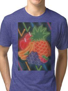Neon Fruit Tri-blend T-Shirt