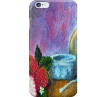 Garden Strawberry iPhone Case/Skin