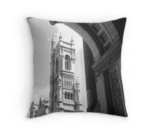 Masonic Temple-Philadelphia Pa Throw Pillow