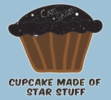 STAR STUFF CUPCAKE parody Kids Clothes