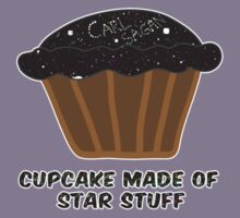 STAR STUFF CUPCAKE parody Kids Clothes