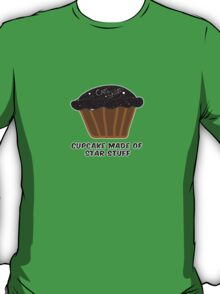 STAR STUFF CUPCAKE parody T-Shirt