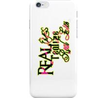r3alize. iPhone Case/Skin