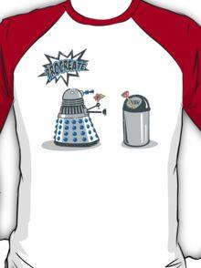 Dalek Crush T-Shirt