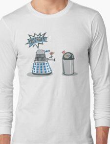 Dalek Crush Long Sleeve T-Shirt