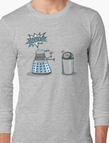 Dalek Crush Long Sleeve T-Shirt