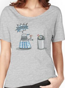 Dalek Crush Women's Relaxed Fit T-Shirt