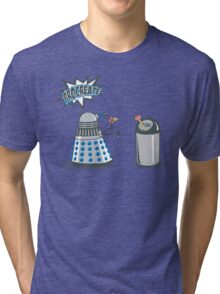 Dalek Crush Tri-blend T-Shirt