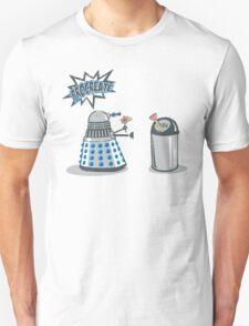 Dalek Crush Unisex T-Shirt