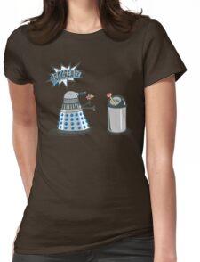 Dalek Crush Womens Fitted T-Shirt