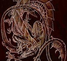 Twisting Dragon by Asher  Elbein
