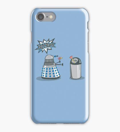 Dalek Crush iPhone Case/Skin