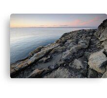 Burren Coast Canvas Print