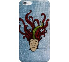 My Hair is My Spirit Animal iPhone Case/Skin