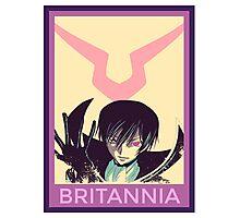 Britannia Photographic Print