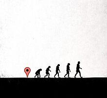 99 steps of progress - Geolocation by maentis