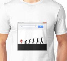99 steps of progress - Geolocation Unisex T-Shirt