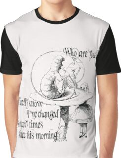 Alice and Absolem Graphic T-Shirt