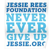 Jessie Rees Foundation Stacked Poster