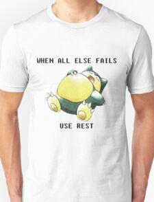 When all else fails! T-Shirt