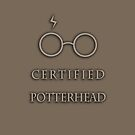 Certified Potterhead by thegadzooks