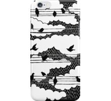 Violin Sonata iPhone Case/Skin