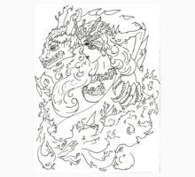 Crystal Dragon by Creativemind08