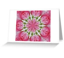 New Pink Lily Greeting Card