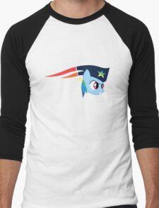 New England Patriots, Bronified Men's Baseball ¾ T-Shirt