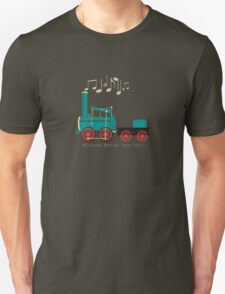 Railroad Revival Tour 2012 Unisex T-Shirt