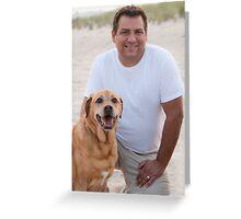 PBN Portrait 15 Greeting Card