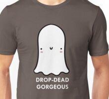 Drop Dead Gorgeous Ghost Unisex T-Shirt