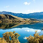 Lake Hayes, New Zealand by CSchulstad