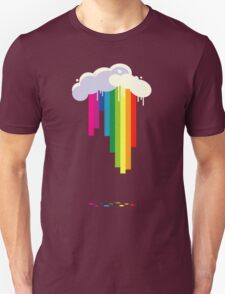 Raining Rainbows Unisex T-Shirt