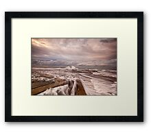 Mona Vale at Dawn Framed Print