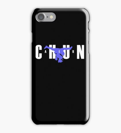 Air Chun iPhone Case/Skin