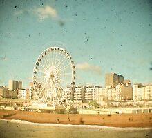 Brighton Wheel by Cassia Beck