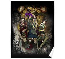 Steampunk Wonderland Poster