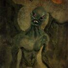 Vampyrus Nosferatu by Scott Mitchell