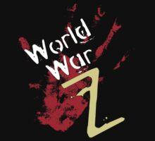 World War Z T-Shirt 2 by Raymond Doyle (BlackRose Design)