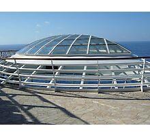 Window Dome  Photographic Print