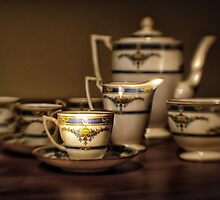 Art Deco Coffee Set by Kasia-D