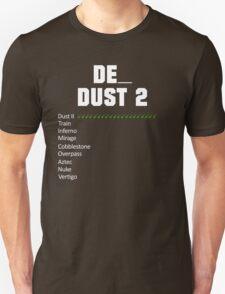 de_dust2 Vote   White T-Shirt