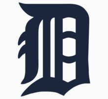 Detroit Tigers by Baralone