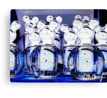 Ice, Ice Mickey Canvas Print