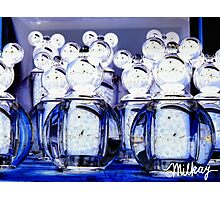 Ice, Ice Mickey Photographic Print