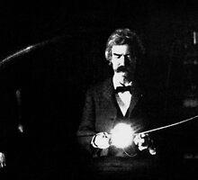 Twain & Tesla by jtarle
