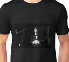 Twain & Tesla Unisex T-Shirt